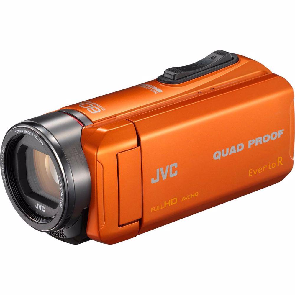 JVC camcorder GZ-R445DEU