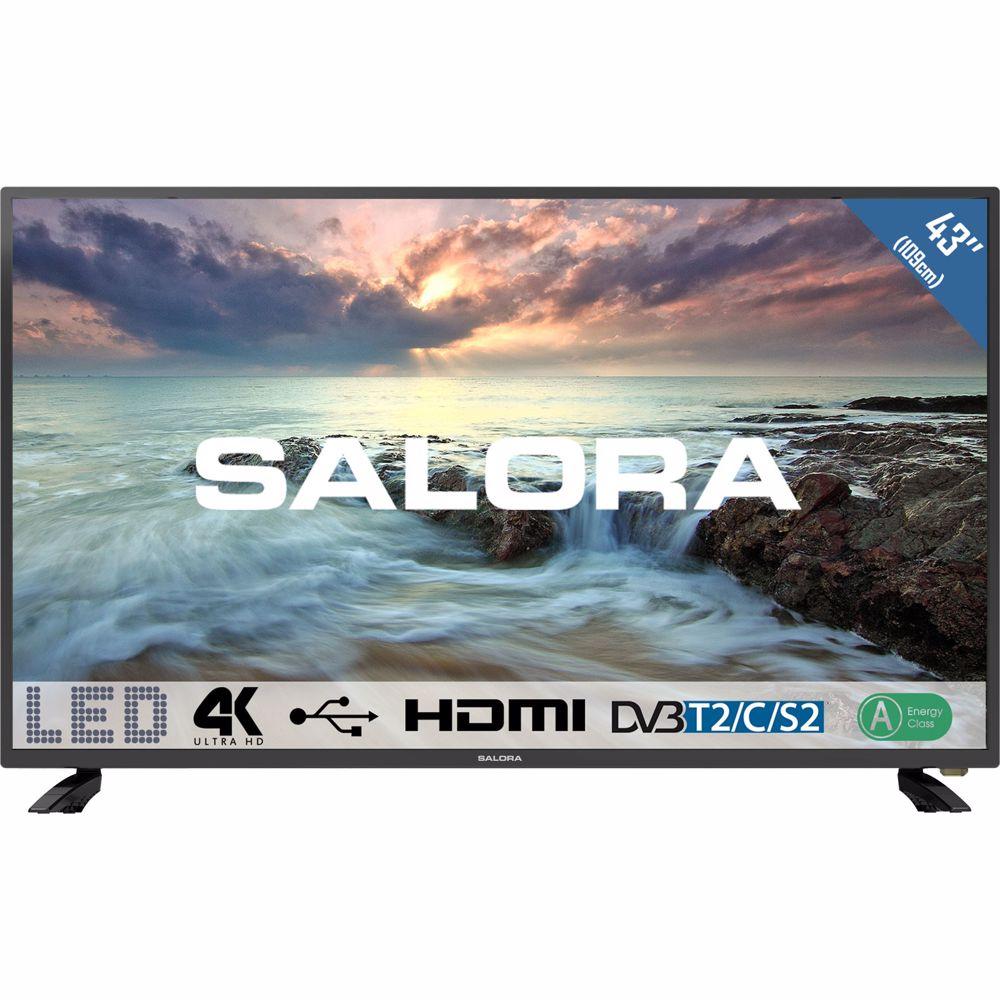 Salora 4K Ultra HD TV 43UHL2800