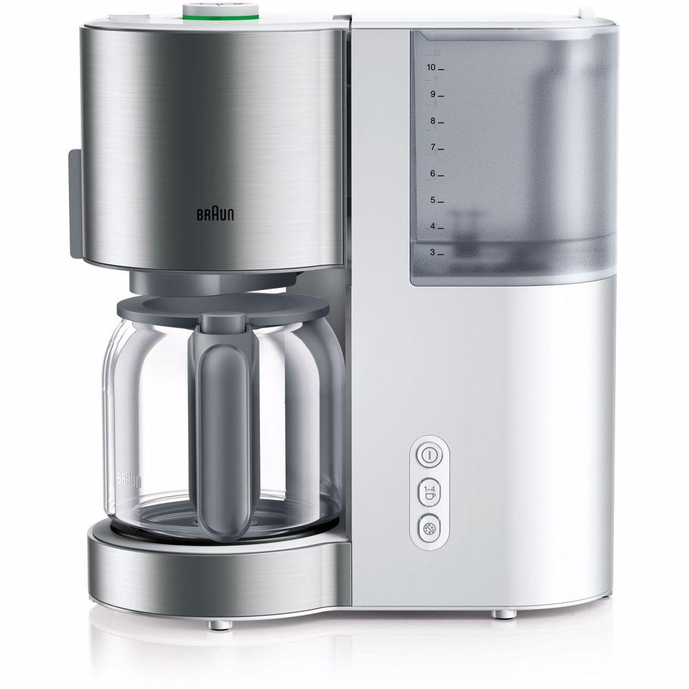Braun koffiezetapparaat KF5120 (Wit)
