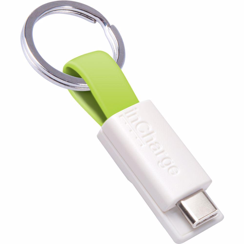 incharge USB-C kabel (Groen)