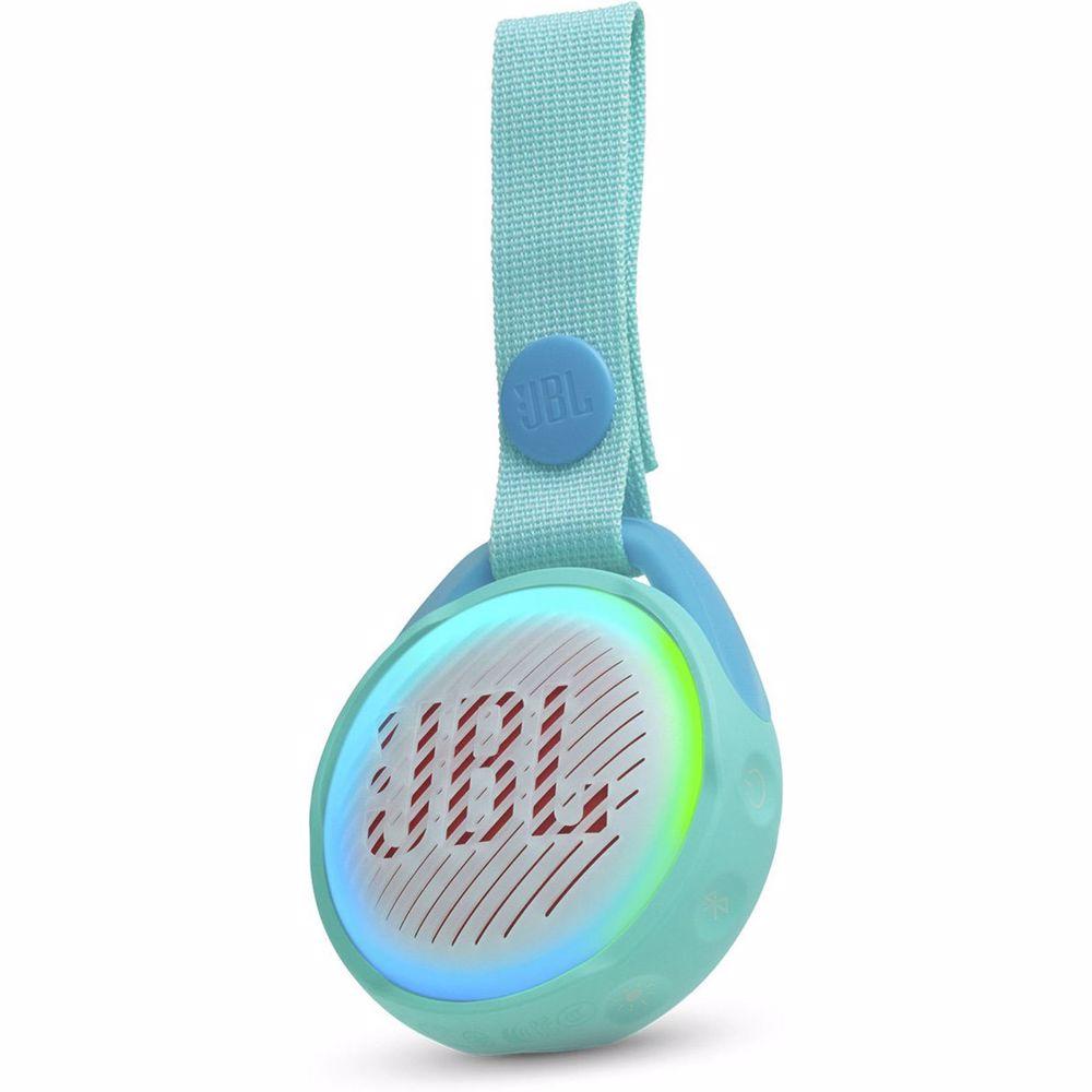 JBL bluetooth speaker JR POP (Turquoise)
