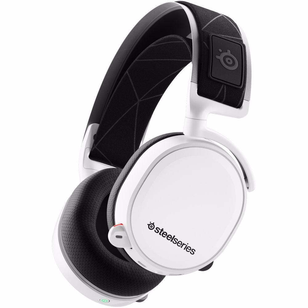Steelseries gaming headset Arctis 7 PC/PS4 (Wit)