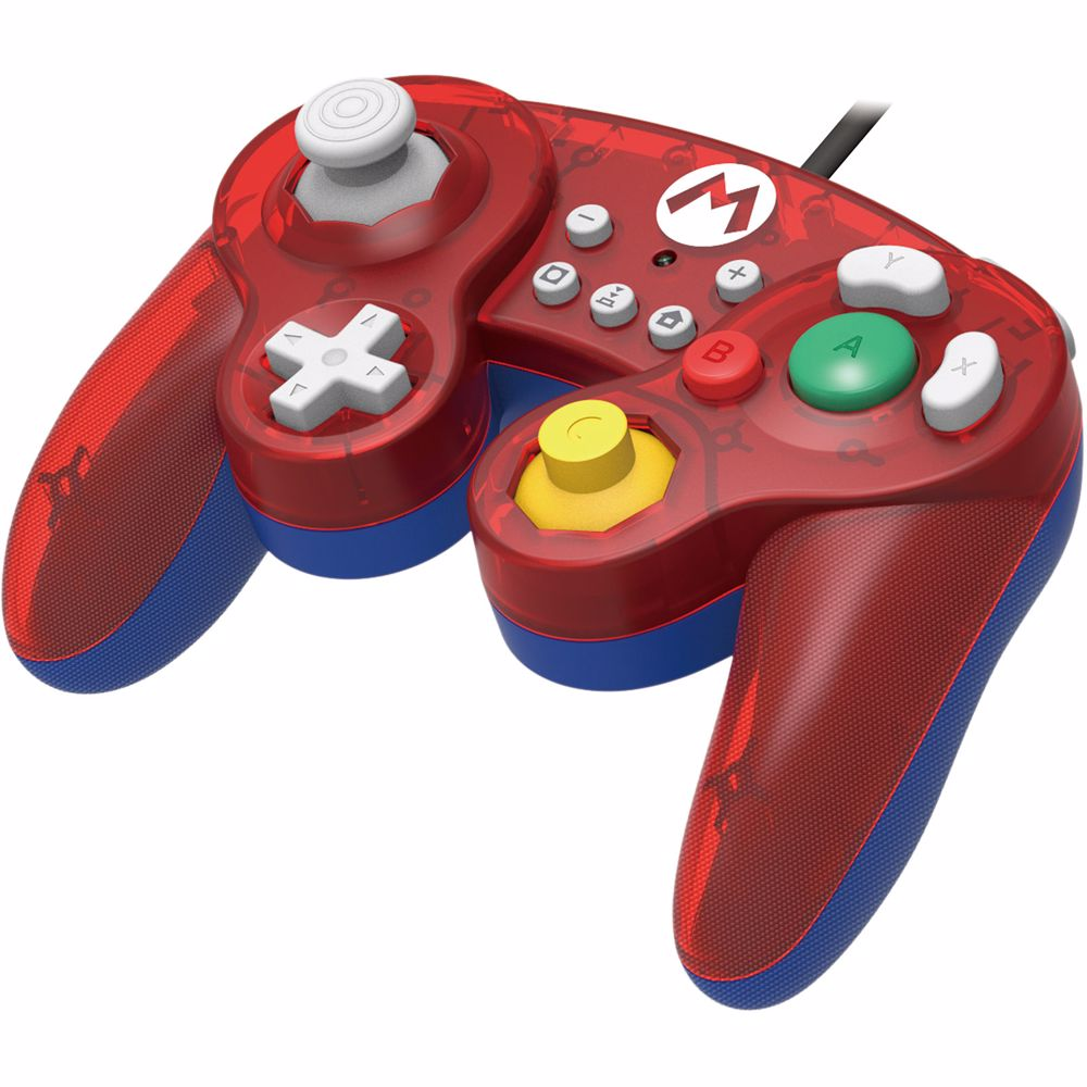 Hori Smash Bros Gamepad Nintendo Switch (Mario)
