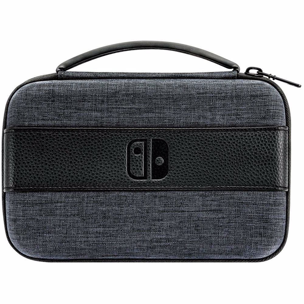 PDP Play and Charge Console Case Nintendo Switch