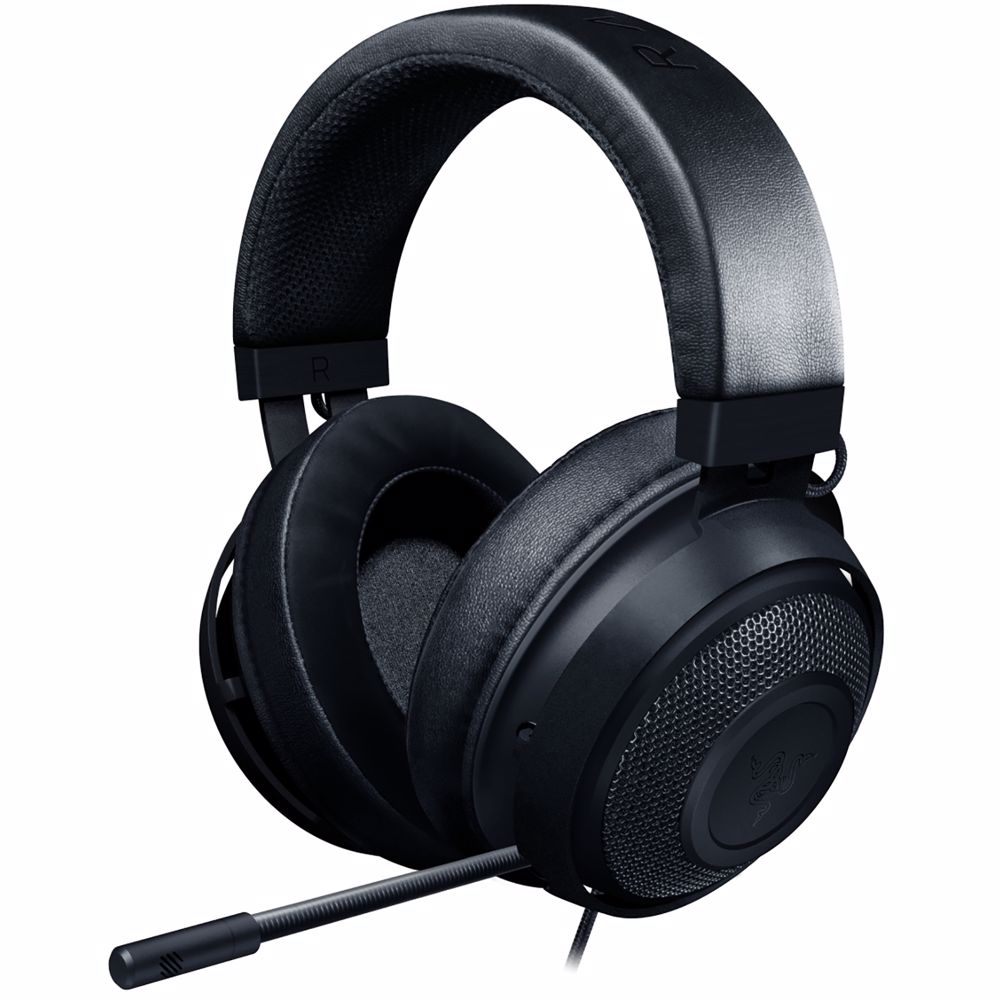 Razer Kraken Headset (Zwart) PC/PS4/Xbox One/Nintendo Switch