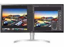 LG QHD Ultra Wide monitor 34WL850