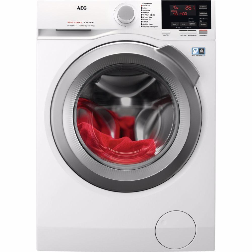 AEG ProSense wasmachine L6FBMAXI