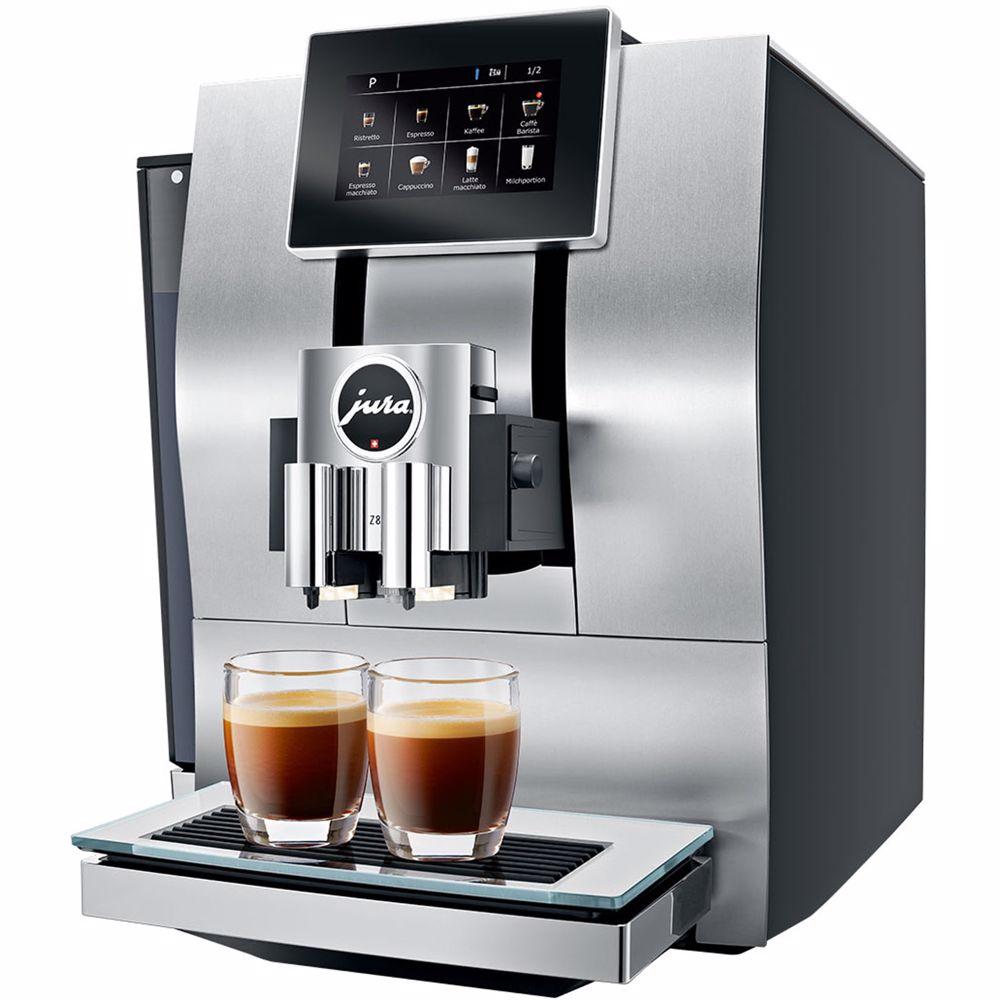 Jura espresso apparaat Z8 (Aluminium)