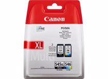 Canon cartridge PG-545 XL/CL-546 (Zwart + Kleur)