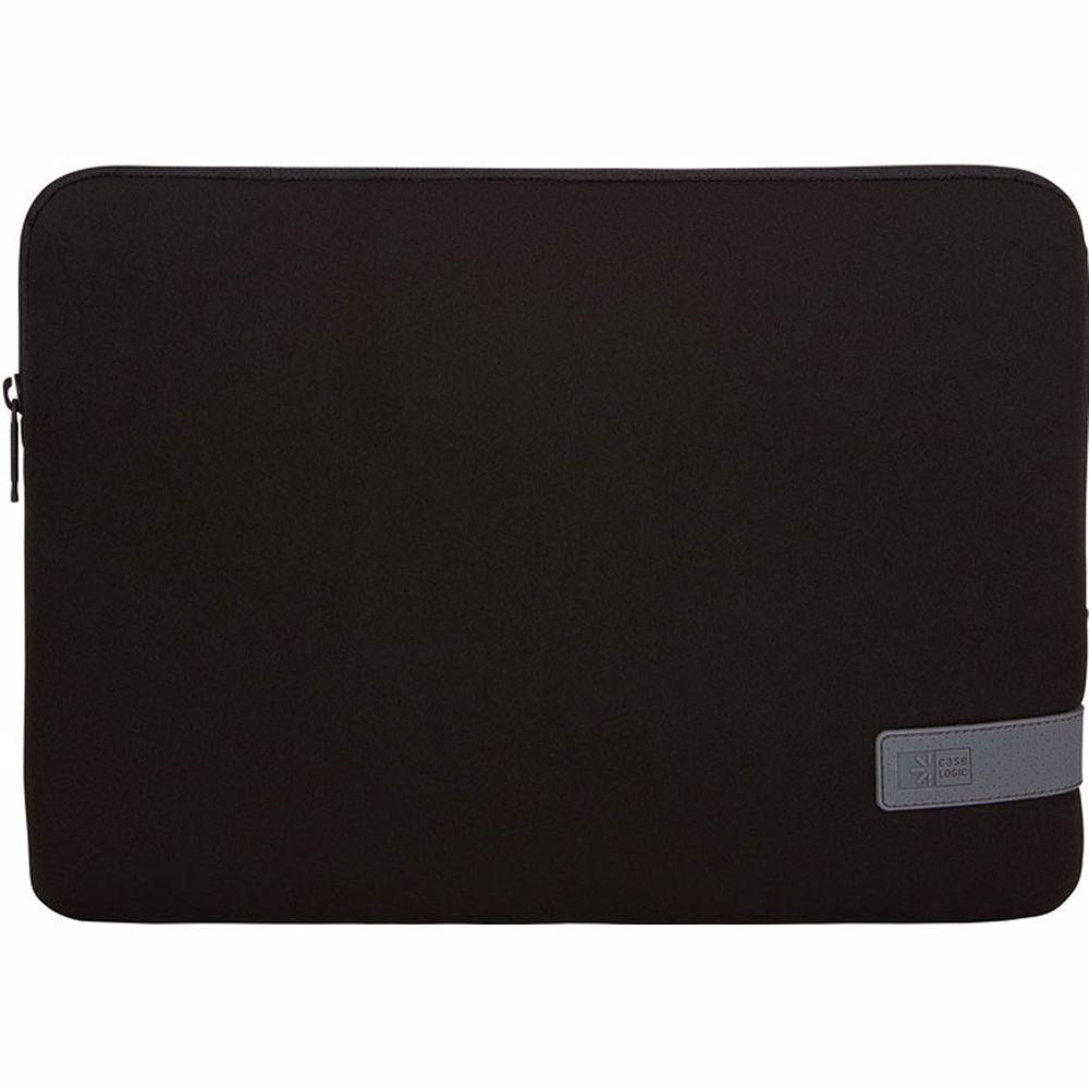 Case Logic laptop sleeve Reflect 13 inch (Zwart)