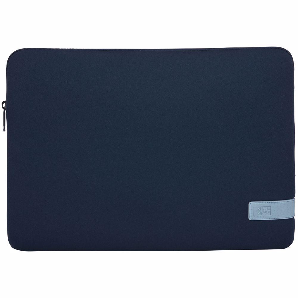 Case Logic laptop sleeve Reflect 15.6 inch (Blauw)