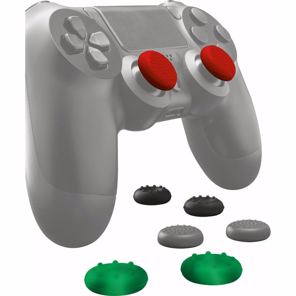 Trust Thumb Grips 8-Pack PS4