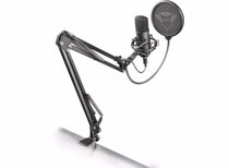 Trust GXT 252+ Emita Plus Microfoon (Zwart)