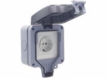Woox stopcontact EU Smart Outdoor R4052
