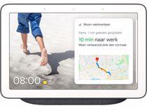 Google Nest Hub (Donkergrijs)