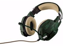 Trust gaming headset GXT 322C Carus (Jungle Camo)