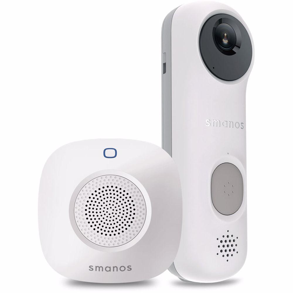 Smanos DB-30 Smart Video Doorbell