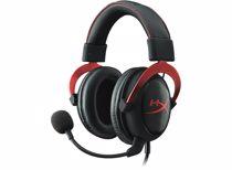 HyperX gaming headset Cloud II Red