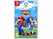 Mario & Sonic op de Olympische Spelen: Tokio 2020 Switch