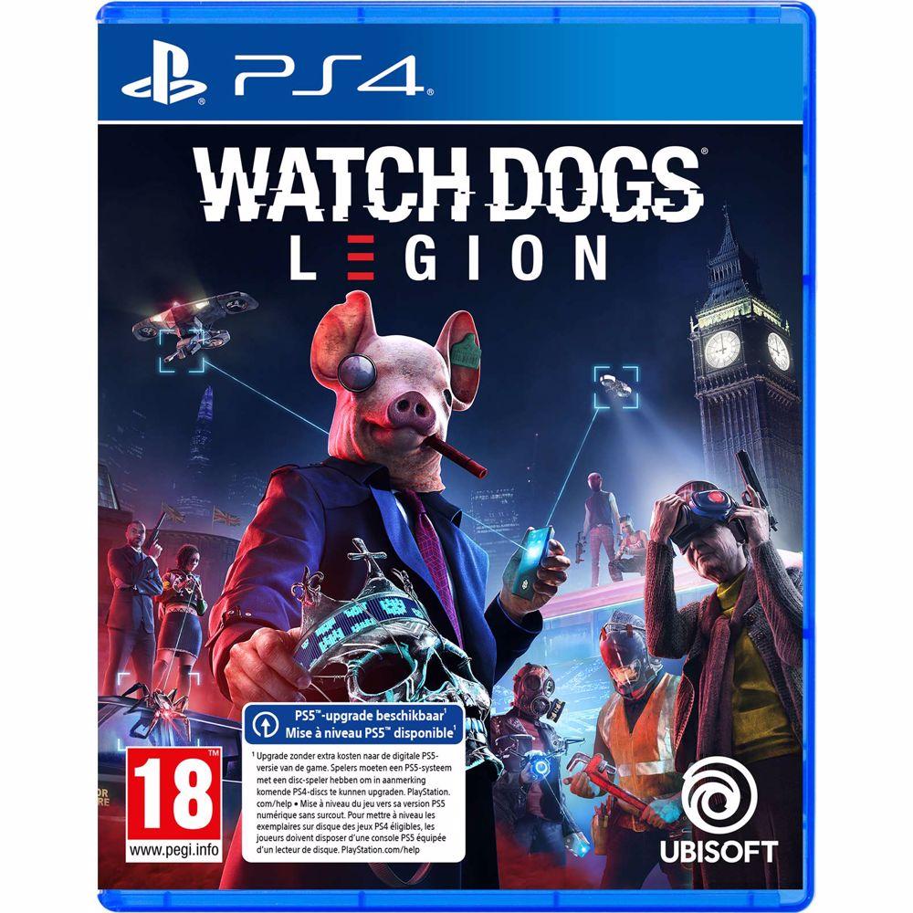 Watch Dogs: Legion Standaard editie PS4