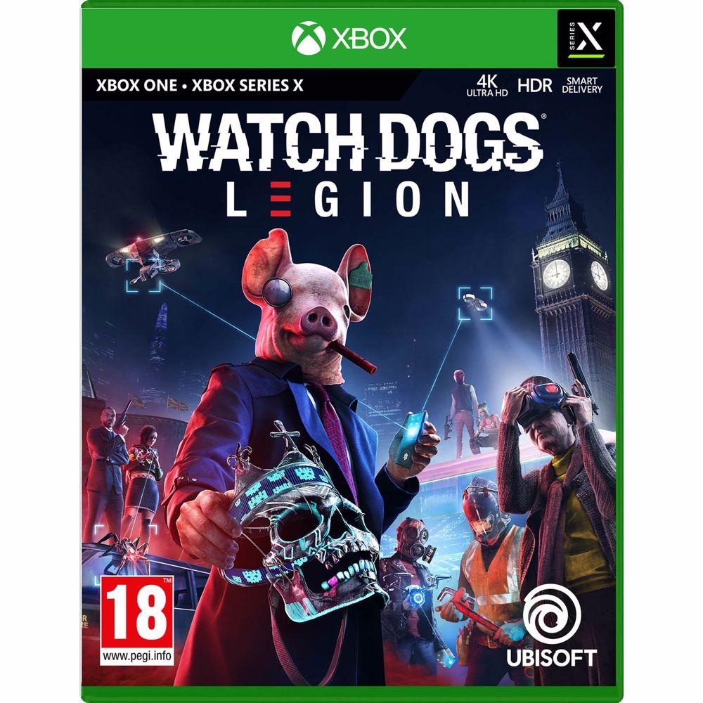 Watch Dogs: Legion Standaard editie Xbox One