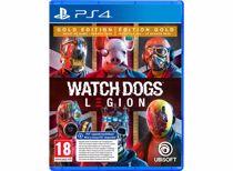 Watch Dogs: Legion Gold editie PS4