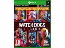 Watch Dogs: Legion Gold editie Xbox One