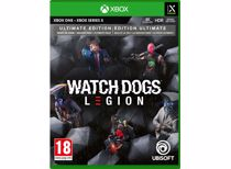 Watch Dogs: Legion Ultimate editie Xbox One