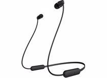 Sony draadloze oordopjes WI-C200 (Zwart)