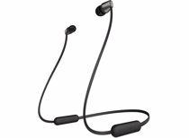 Sony draadloze oordopjes WI-C310 (Zwart)