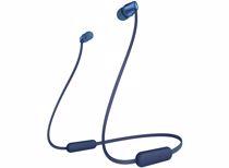 Sony draadloze oordopjes WI-C310 (Blauw)