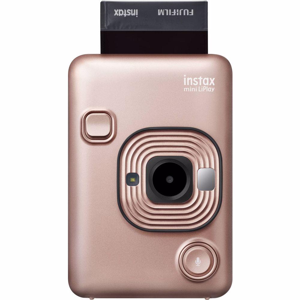 Fujifilm instax mini LiPlay (Rosegoud)