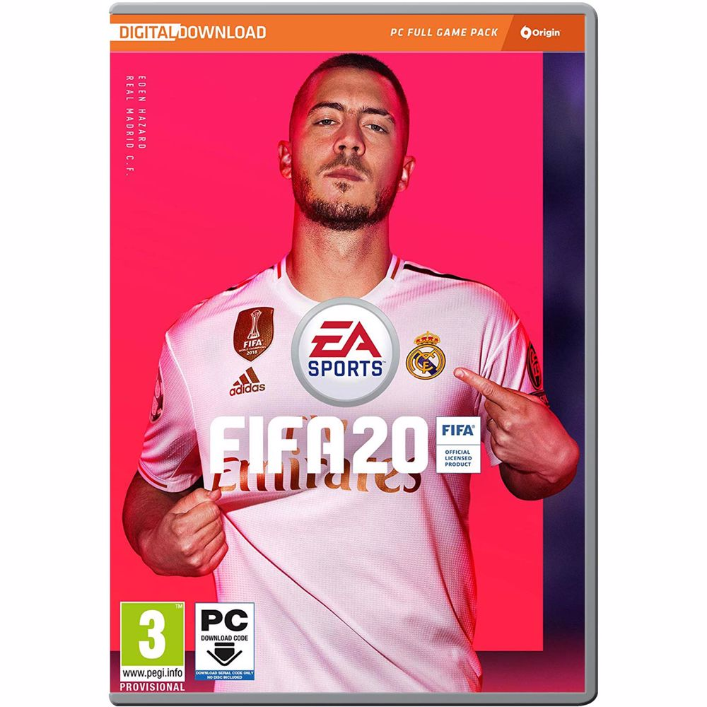 FIFA 20 (Code in a Box)  PC