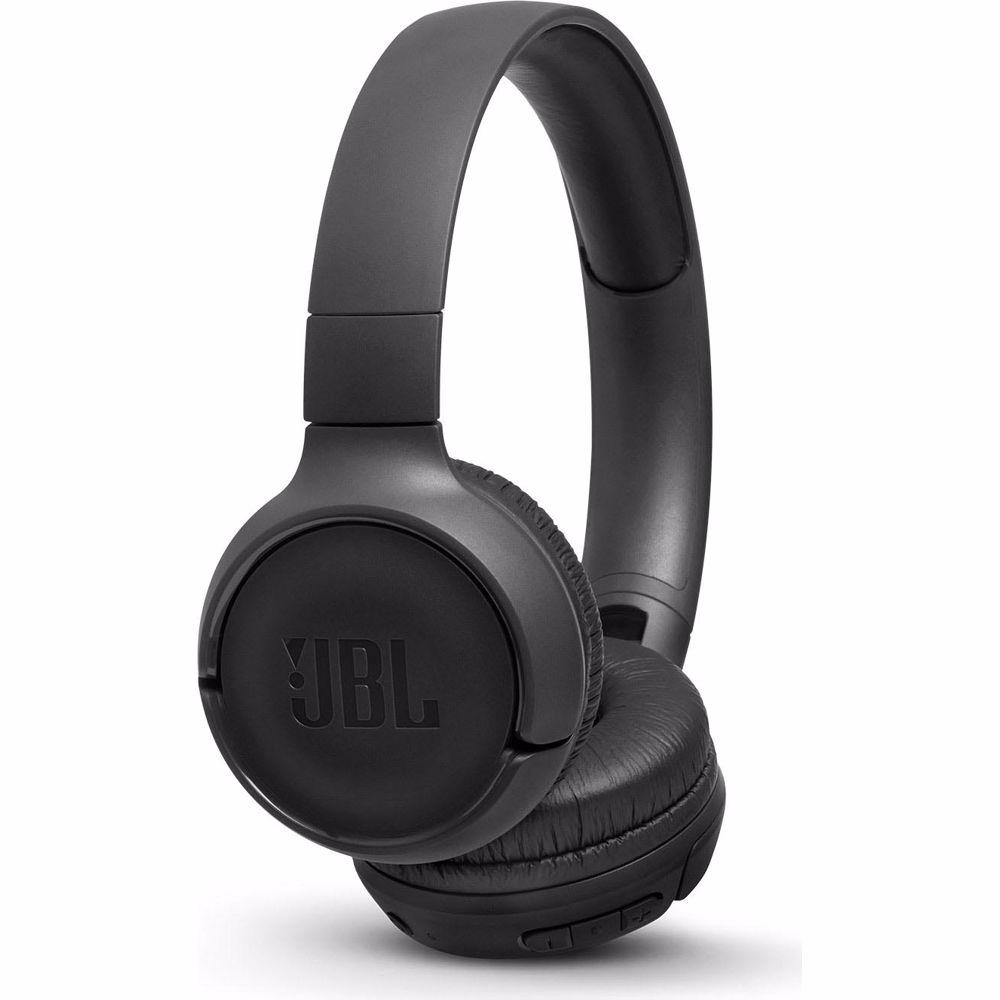 JBL draadloze koptelefoon Tune 560BT (Zwart)