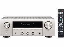 Denon stereo receiver DRA800H (Zilver)