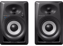 Pioneer luidsprekers DM-40BT (Zwart)