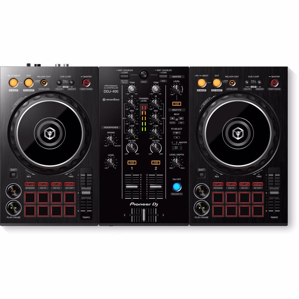 Pioneer DJ set DDJ-400