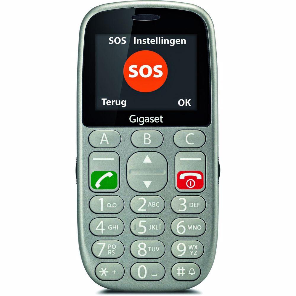 Gigaset mobiele telefoon GL390-BNL