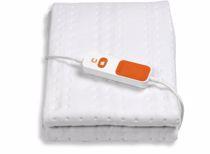 Cresta elektrische deken (1-persoons) KTS160 (Wit)