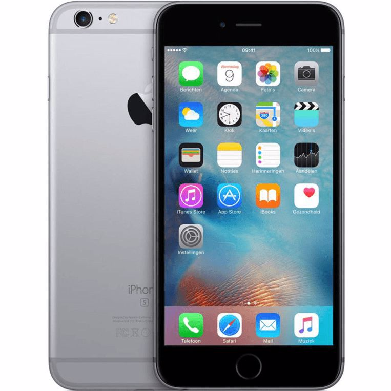 Renewd Apple iPhone 6s - 32GB (Space Grey) - Refurbished