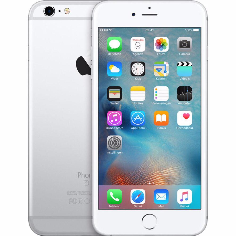 Renewd Apple iPhone 6s - 64GB (Zilver) - Refurbished