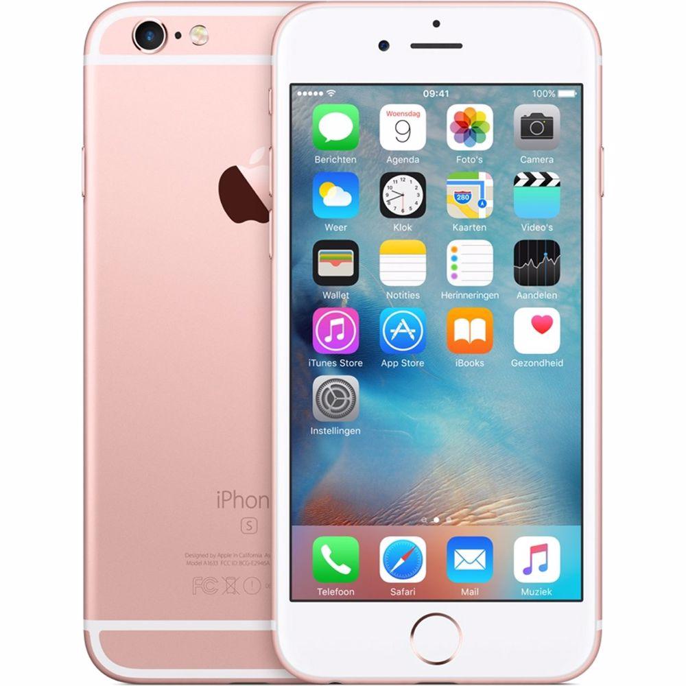 Renewd Apple iPhone 6S - 64 GB (Rosegoud) - Refurbished