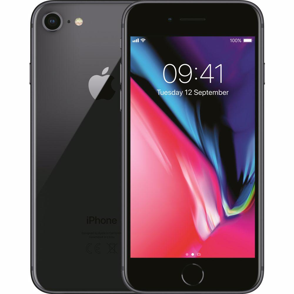 Renewd Apple iPhone 8 - 64GB (Space Grey) - Refurbished