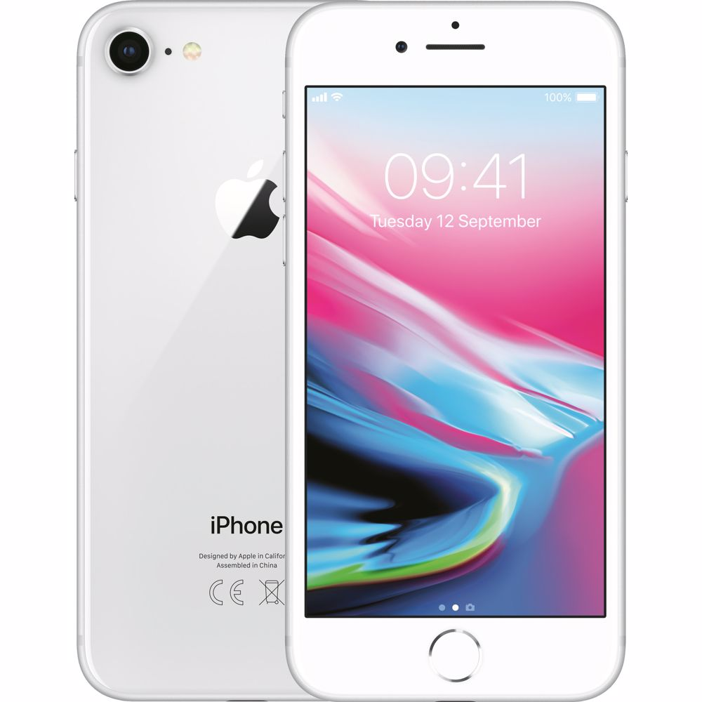 Renewd Apple iPhone 8 - 64GB (Zilver) - Refurbished