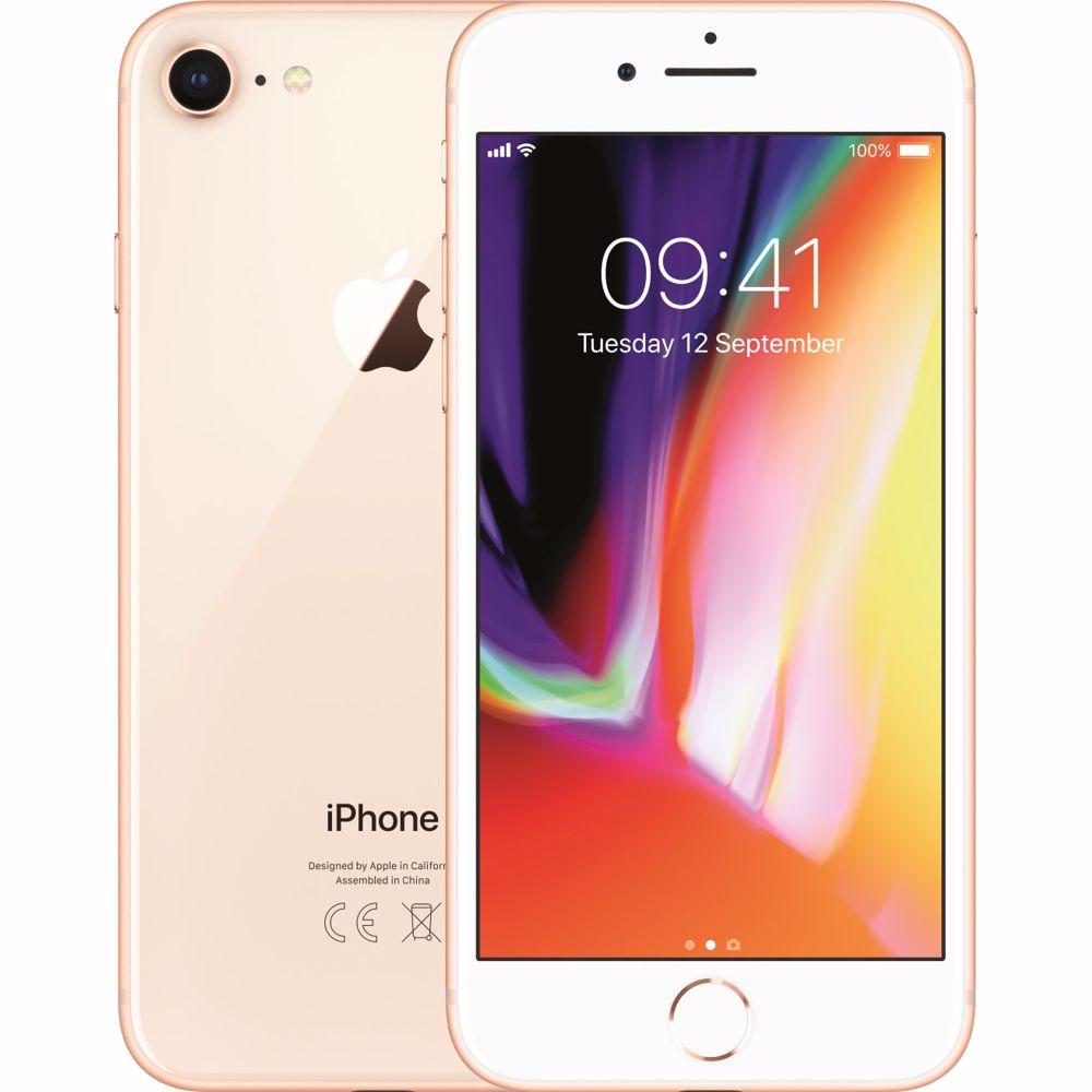Renewd Apple iPhone 8 - 64GB (Goud) - Refurbished