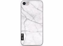 Casetastic telefoonhoesje Wit Marmer voor Apple iPhone 7/8