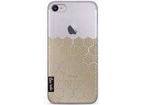 Casetastic telefoonhoesje Hexagon voor Apple iPhone 7/8