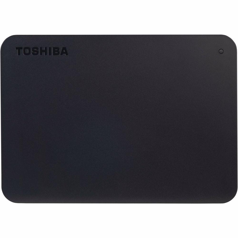 Toshiba externe harde schijf Canvio Basics - 2TB