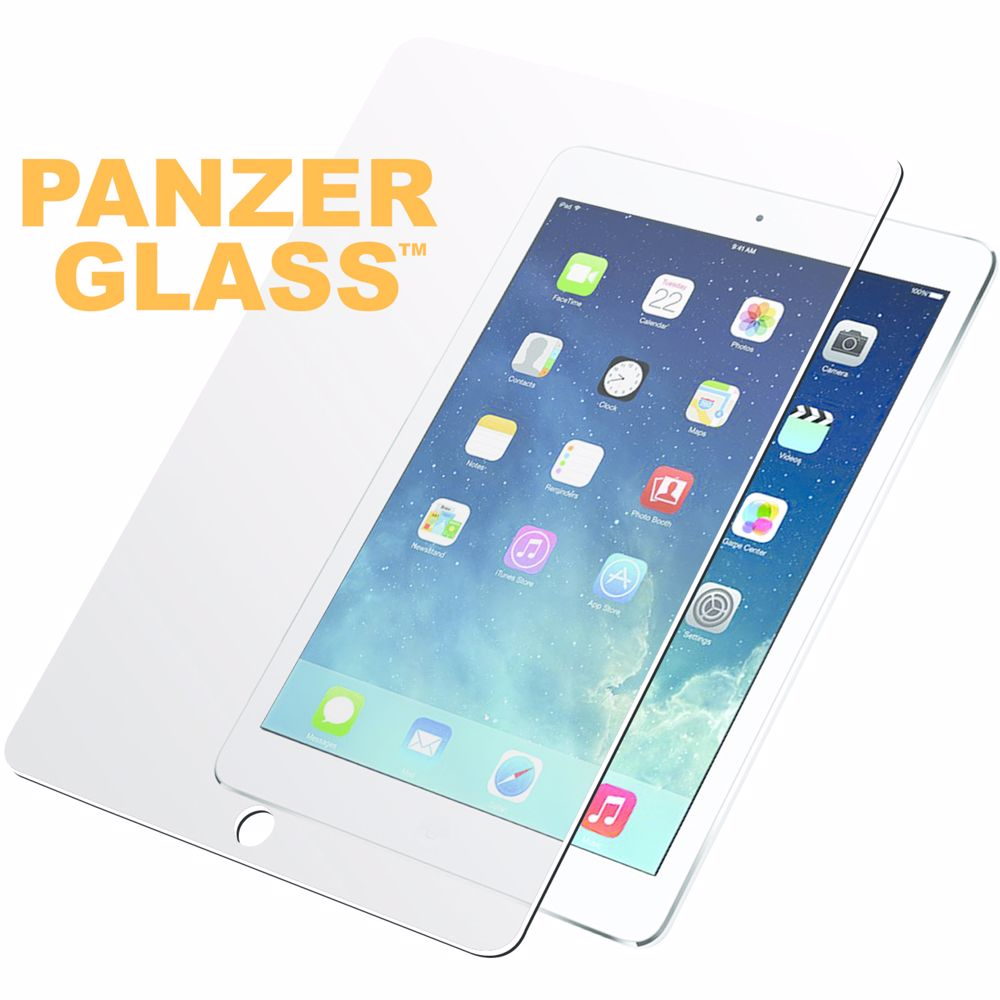 Panzerglass screenprotector Apple iPad Pro, iPad Air, Air 2