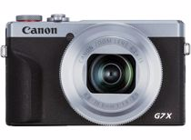 Canon compact camera PowerShot G7X Mark III (Zilver)